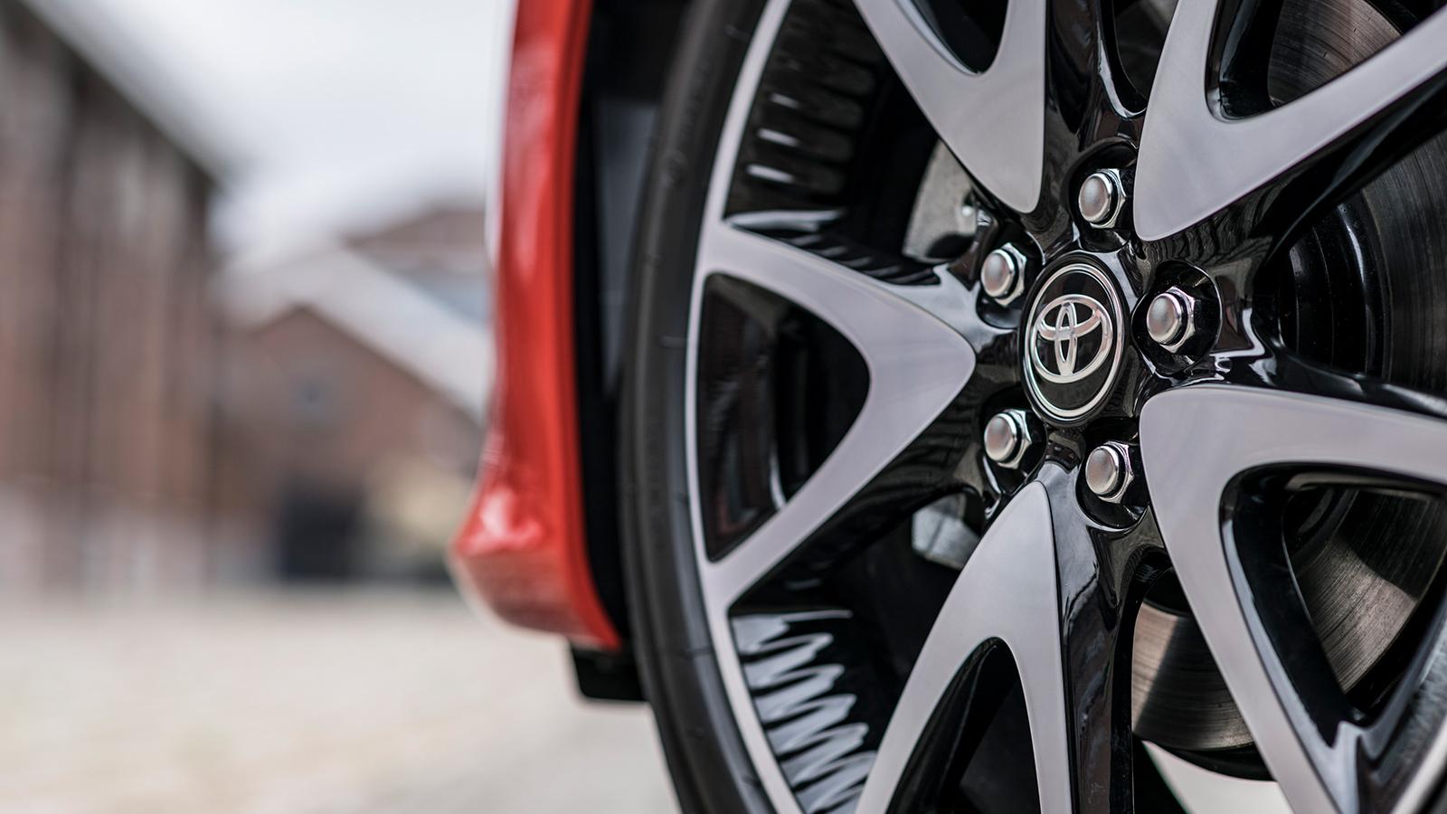 Toyota koło