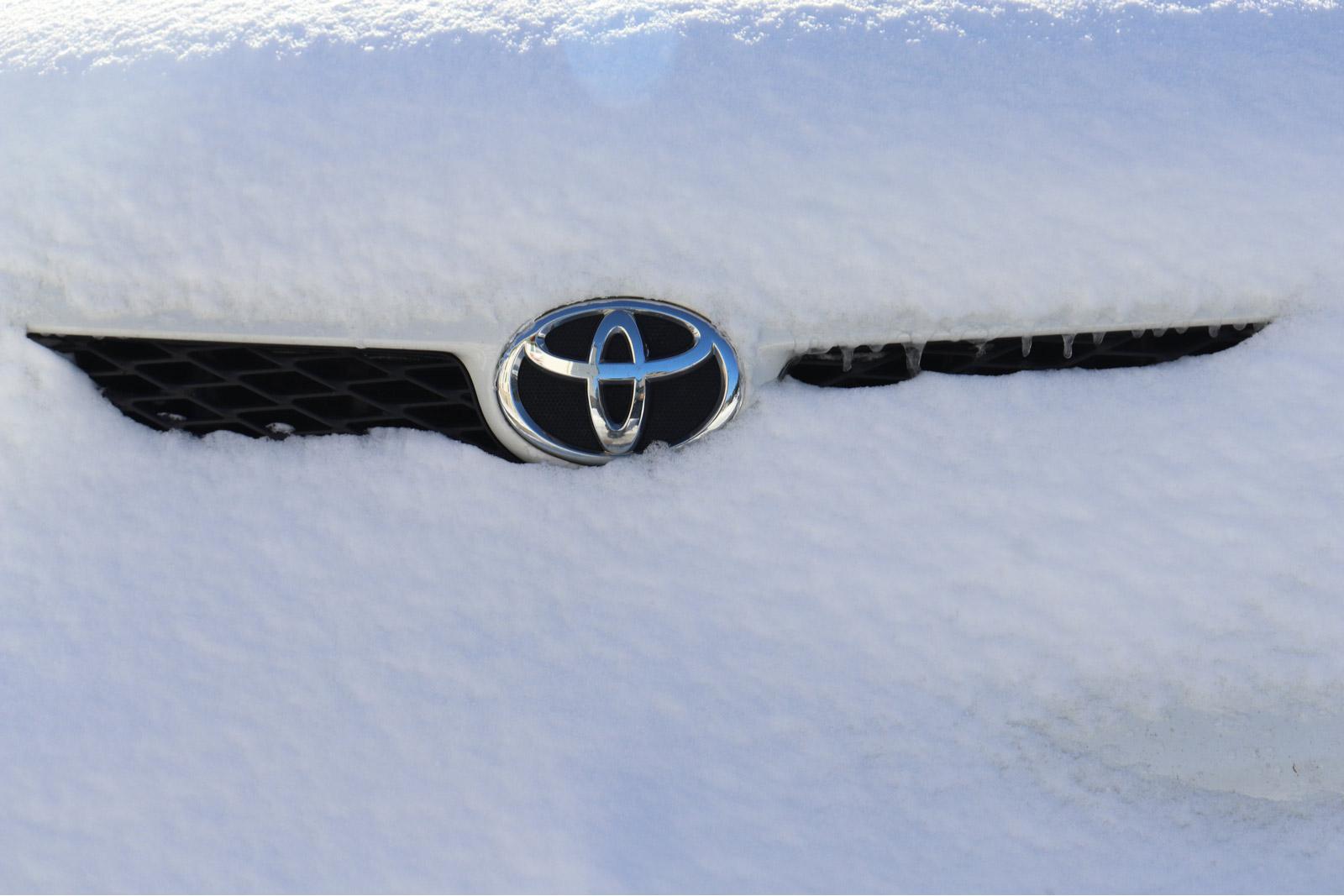Toyota zima